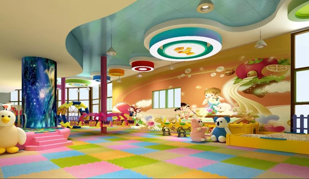 kids  amusement park